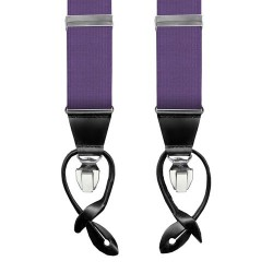 Leyva suspenders, Purple