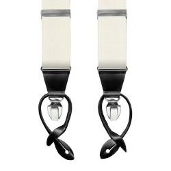 Leyva suspenders, Off White