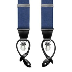 Elastic Blue Braces Leyva