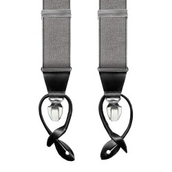 Leyva suspenders, Grey