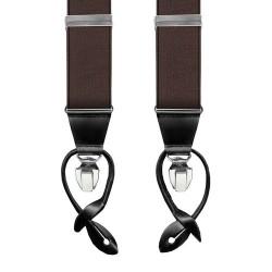 Leyva suspenders, Brown