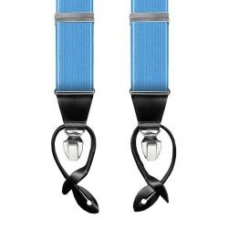 Leyva Turquoise men's braces