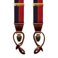 Leyva suspenders, Red-Green