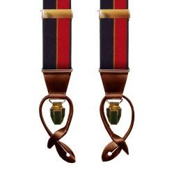 Leyva suspenders, Red-Green