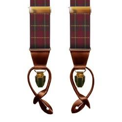 Leyva suspenders, Verde-Rojo