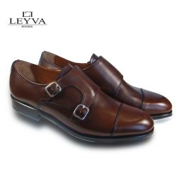 Leyva Double Monk Shoes