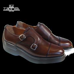 Leyva Double Monk Shoes