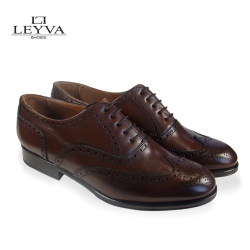 """Leyva """"Prince of Wales"""" shoes"""