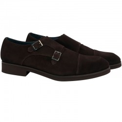 Shoe Leyva, brown leather