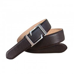 Strapless Leyva men's belt