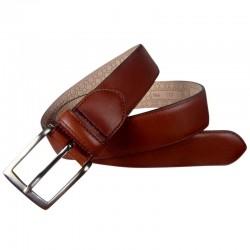 Leyva men's belt in cowhide...