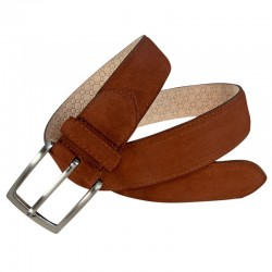 Leyva men's belt in plush...