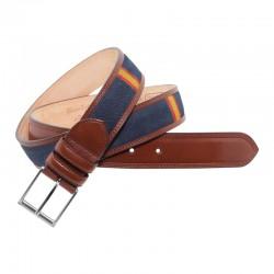Leyva men's belt in...