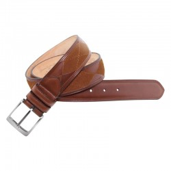 Two-tone leather Leyva...