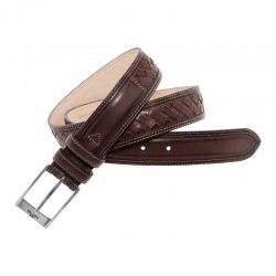 Leyva men's  beltmade of...