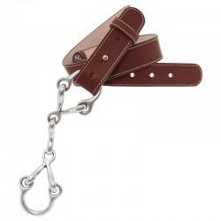 Cinturón de piel de becerro...