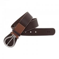 LEYVA women's leather belt
