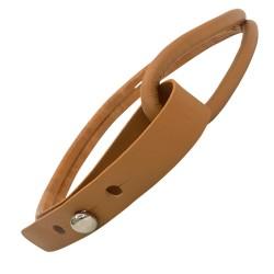 Cinturón de señora de napa...